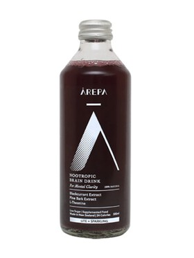 Arepa Lite+Sparkling Health Drink