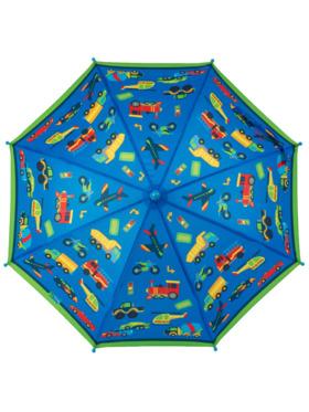 Stephen Joseph Transportation All Over Print Umbrella