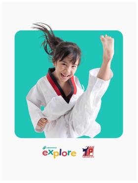 JSLayug Patriots Taekwondo Online Taekwondo Class