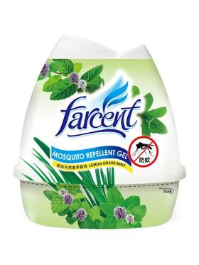 Farcent Mosquito Repellent Gel Lemongrass Mint (200g)