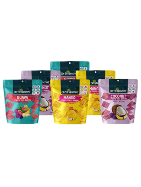Oh So Healthy! Assorted Crisps (set of 6)