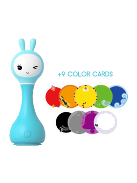 Alilo Smarty Shake and Tell Rattle