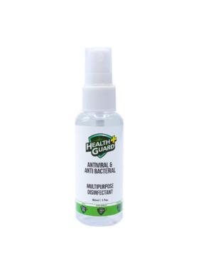 Health Guard Multi Purpose Disinfectant Bottle Spray (50ml)