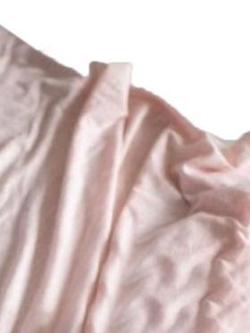 Linen & Homes 100% Jersey Cotton Throw Blanket