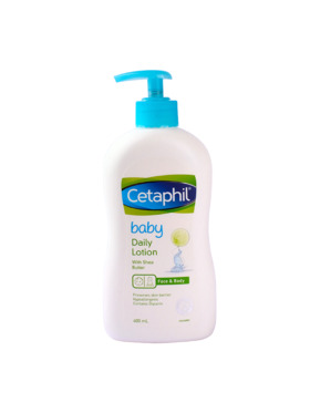 Cetaphil Baby Baby Daily Lotion (400ml)