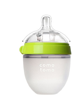 Comotomo Silicone Baby Bottle (5oz)