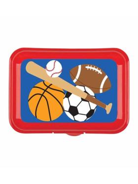Stephen Joseph Sports Snack/Supplies Box