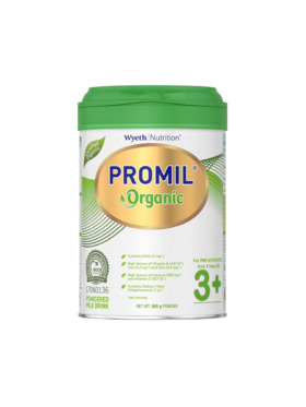 Promil PROMIL® ORGANIC Powdered Milk Drink for Pre-Schoolers over 3 years old (900g)