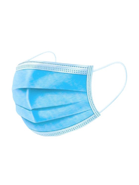 Bonjour Baby Shield Care 3-Ply Premium Protective Mask (Box of 50)