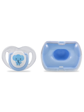 Mamajoo Silicone Orthodontic Soother (0M-6M)