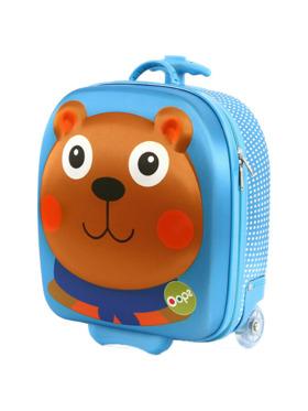 Oops Bags Bear Happy Trolley!