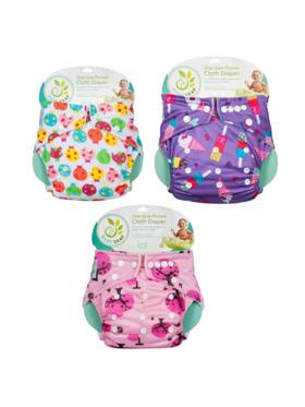 Baby Leaf Bundle Kit for Girls