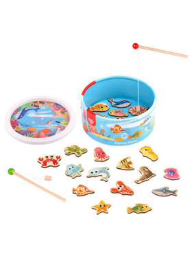 Tooky Toy Fishing Game