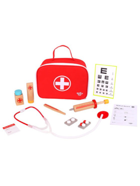 Tooky Toy Little Doctor Play Set