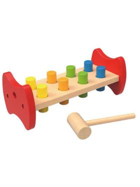 Tooky Toy Pound Bench Toy