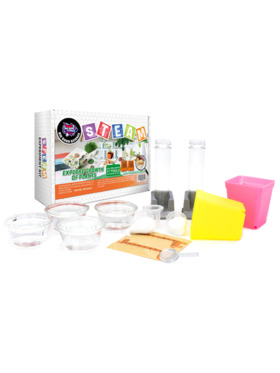 BIG BANG SCIENCE Explore Growth of Plants Steam Experiment Kit