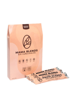 Mama Blends 8-in-1 Coffee Mix
