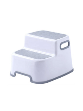 Mumlove Kids Step Stool with Antislip Rubber and Side Handle