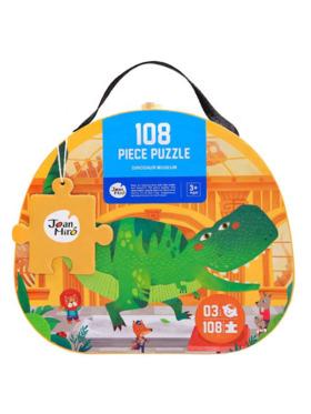 Joan Miro Puzzle Dinosaur Museum (108pcs)