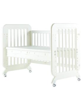 Cuddlebug Bailey 2in1 Crib