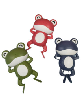 Hungry Hippo PH Swimming Frog Bath Toy