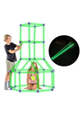 Hungry Hippo PH Fort Stem Build Your Own Den (121pcs)