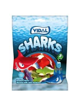 Vidal Sharks Gummies (100g)