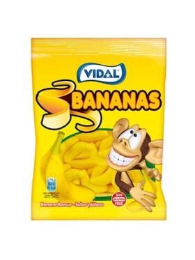 Vidal Banana Gummies (100g)