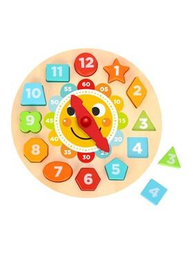 Tooky Toy Clock Puzzle