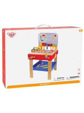 Tooky Toy Work Bench - Big