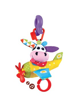 Yookidoo Tap n' Play Musical Plane Cow