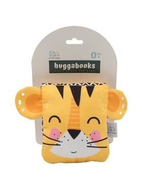 Infantway Huggabooks Tiger Puppet Cloth Book