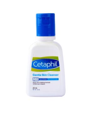 Cetaphil Gentle Skin Cleanser (60ml)