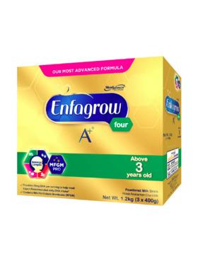 Enfagrow Enfagrow A+ Four Powdered Milk (1.2kg)