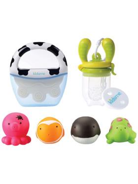 Kidsme Ocean Friends Welcome Baby Gift Set