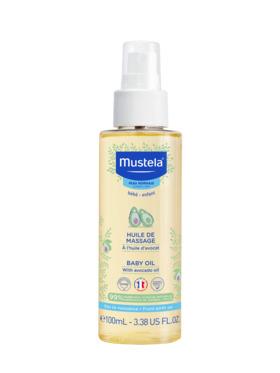 Mustela Baby Oil (100ml)