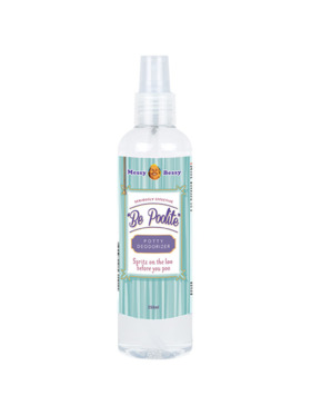 Messy Bessy Be Poolite Deodorizer Spray (250ml)