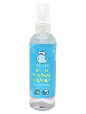 Bonjour Baby Toy & Playmat Cleaner (100ml)