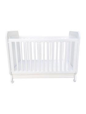Bonjour Baby Multi-level Convertible Crib