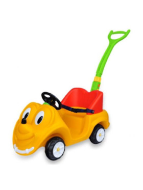 Mother Material PH Bebe Push Car - Foldable Handle With Seat Belt