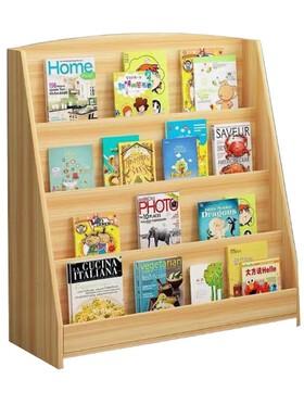 Lil Bear Finds Montessori Book Shelves