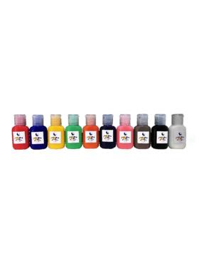 LunaLoveMNL Washable Tempera Paint Bundle (30mL)