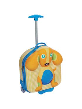 Oops Bags Dog Happy Trolley!