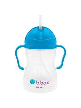 b.box Sippy Cup with Weighted Straw (8oz)