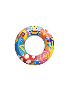 Bestway Designer Swim Ring (Bees and Flowers)