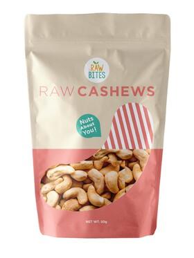 Raw Bites Raw Cashews (50g)