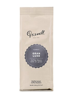 Granell Daily Blends Coffee Beans Gran Luxe (250g)