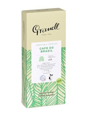 Granell Pure Origin Brasil Nespresso Capsule Replacement Compostable