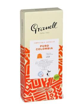 Granell Pure Origin Colombia Nespresso Capsule Replacement Compostable