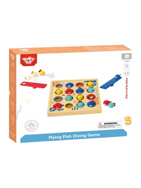 Tooky Toy Flying Fish Diving Game